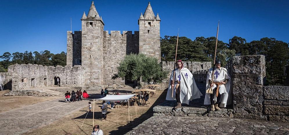 Santa Maria da feira dá hoje início à Viagem Medieval