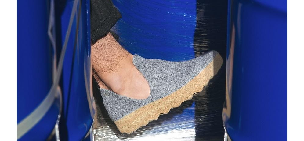 ASPORTUGUESAS lançam o seu 1º modelo de sapato