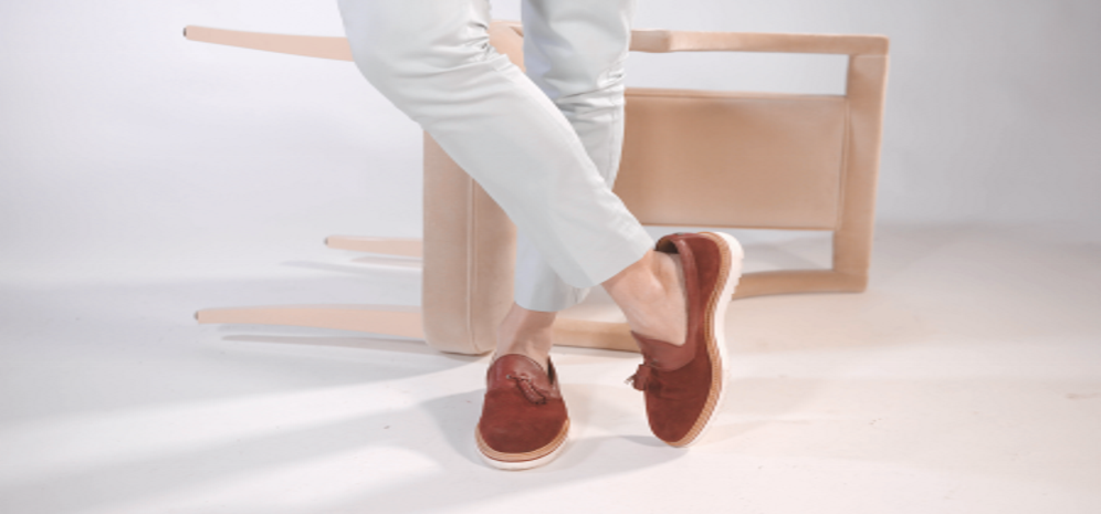 Cluster do calçado