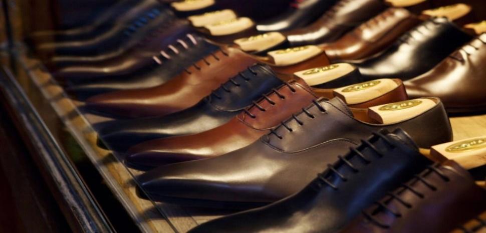 Exportações portuguesas de calçado