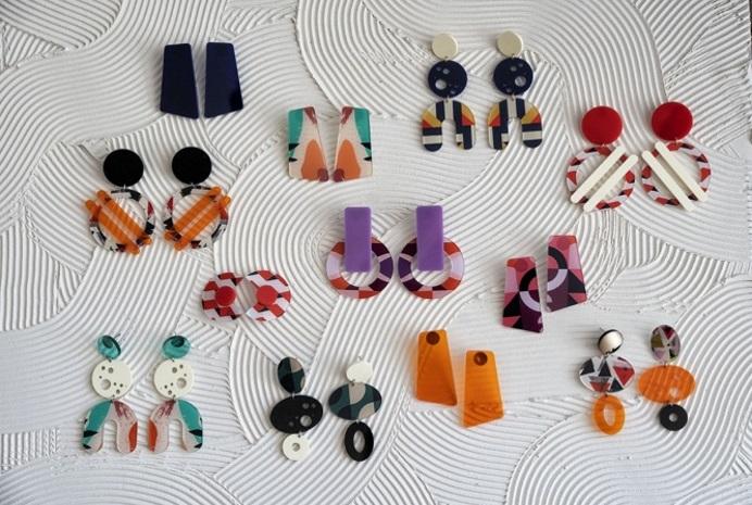 Goiaba, a marca de brincos com nomes de cidades