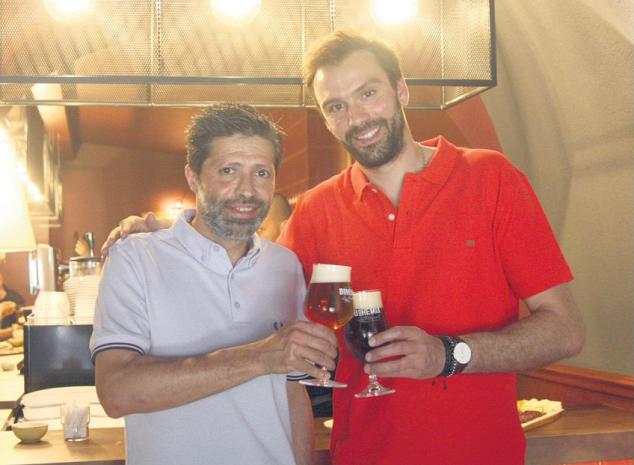 Muita cerveja e alegria