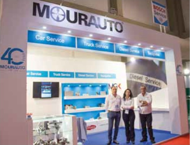 MOURAUTO – 40 YEARS OF EXCELLENCE