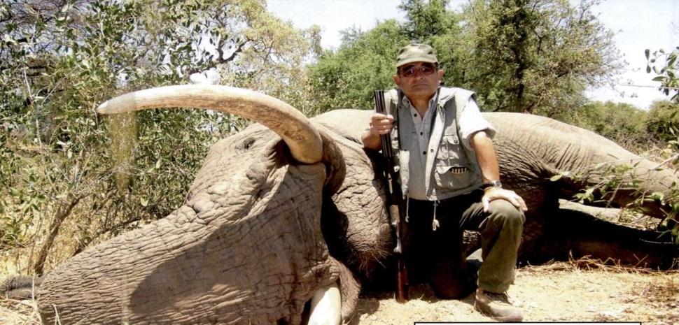 José Silva, caçador e armeiro