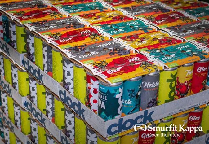 Smurfit Kappa amplia a sua gama TopClip para latas com uma solução específica para PME