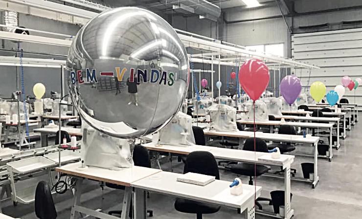 Empresa de calçado abre novo atelier em S. João de Ver